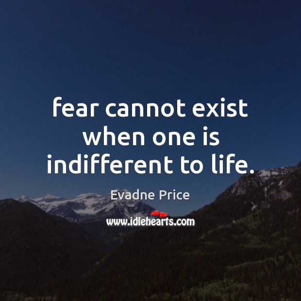 Picture Quote by Evadne Price