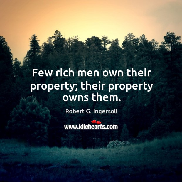 Picture Quote by Robert G. Ingersoll