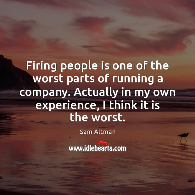 Picture Quote by Sam Altman