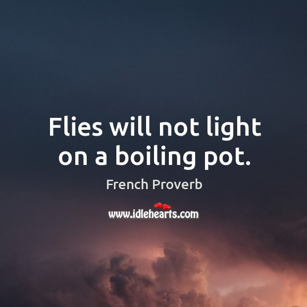 French Proverbs