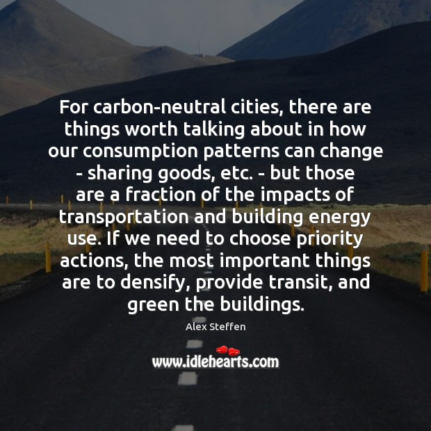 Image, For carbon-neutral cities, there are things worth talking about in how our