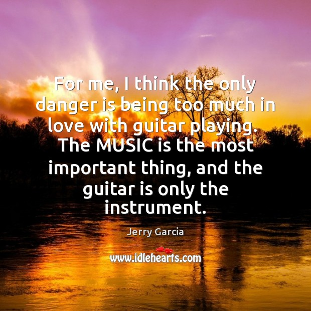 Picture Quote by Jerry Garcia