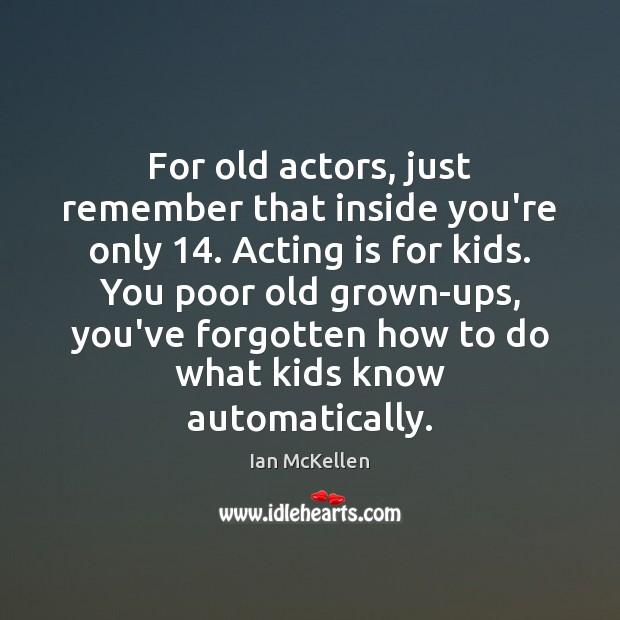 Picture Quote by Ian McKellen