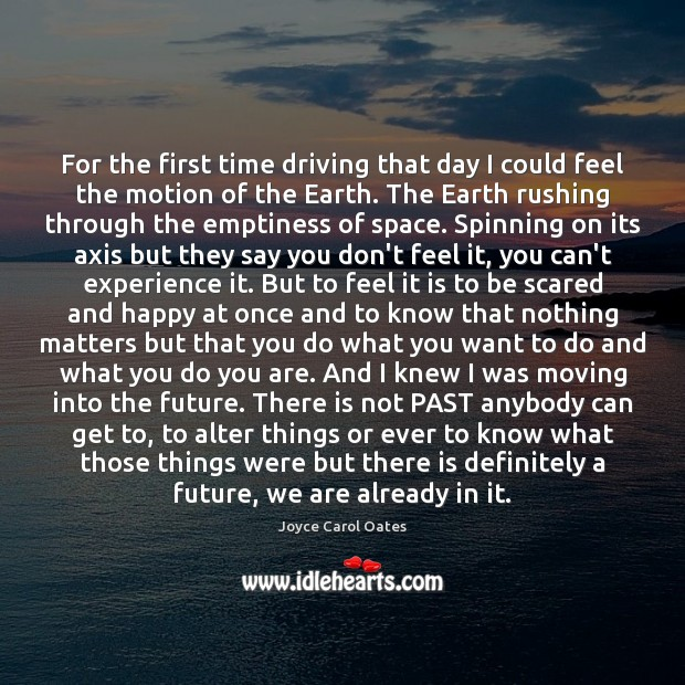 Driving Quotes Image