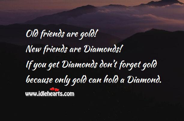 Image, Golden Words Of Friendship!
