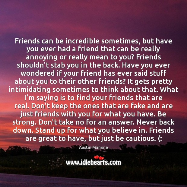 Image, Friends can be incredible sometimes, but have you ever had a friend