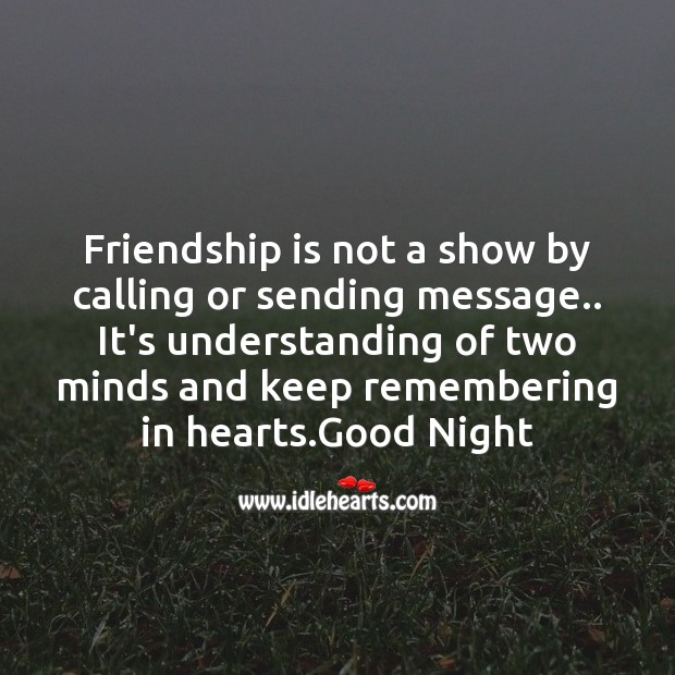 Image about Friendship is not a show by calling