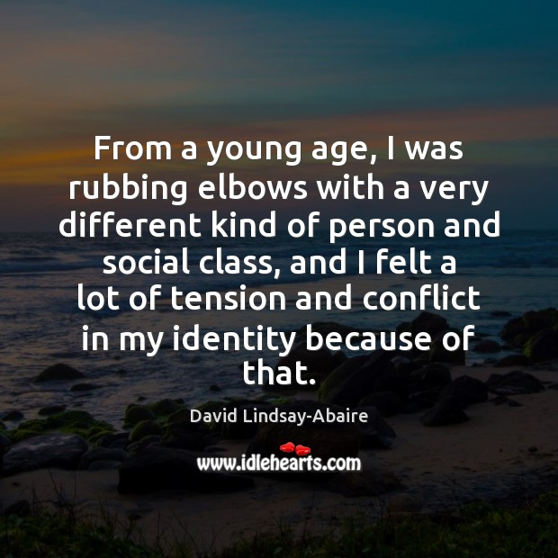 Picture Quote by David Lindsay-Abaire