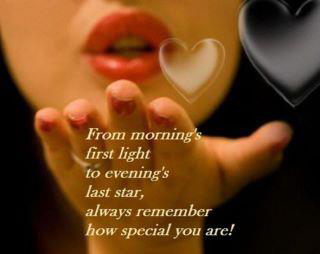 Always remember, you are special! Image
