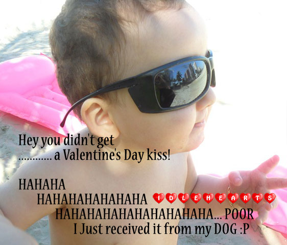Image, Funny Feb 14th Valentine's Day Message