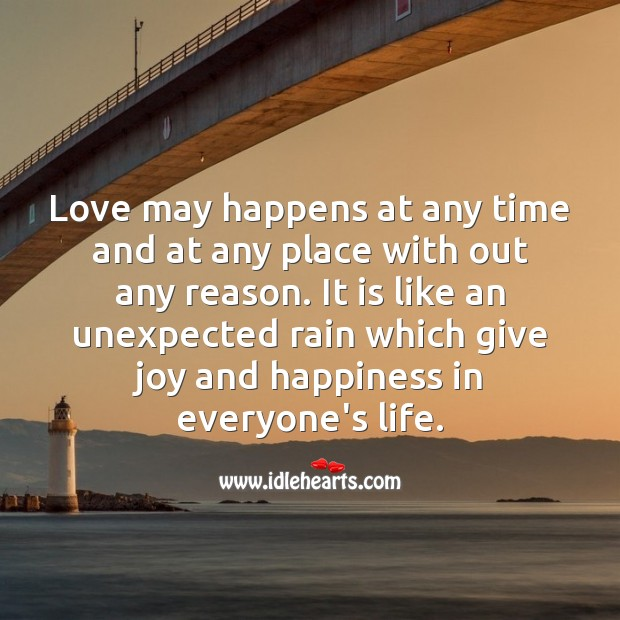 Give joy and happiness in everyone's life. Joy and Happiness Quotes Image