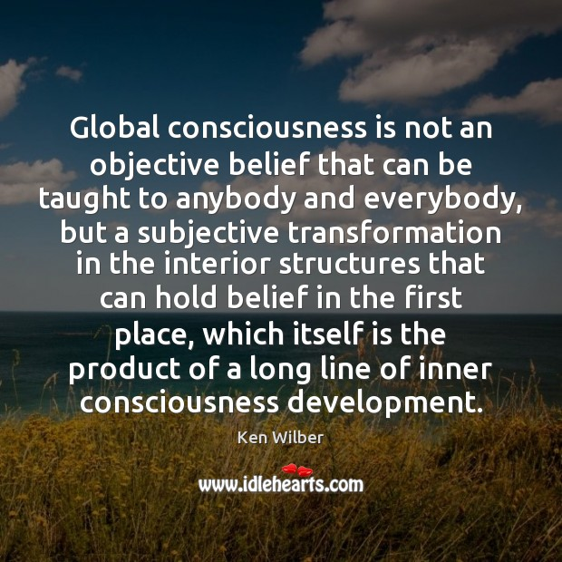Picture Quote by Ken Wilber