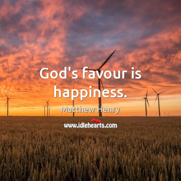 Picture Quote by Matthew Henry