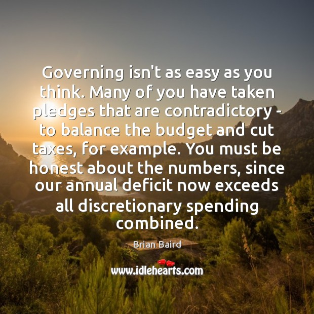Image, Governing isn't as easy as you think. Many of you have taken