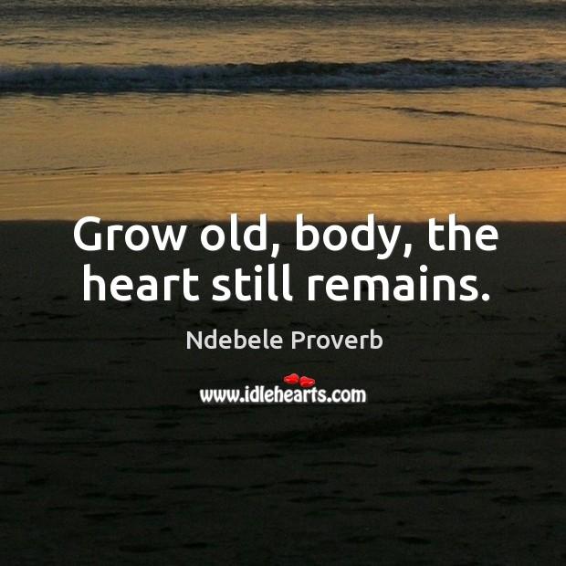 Ndebele Proverbs