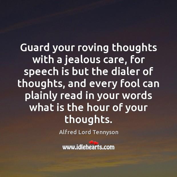 tennyson speech