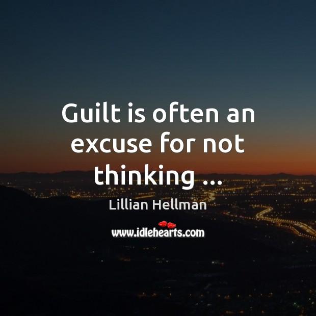 Guilt Quotes Image