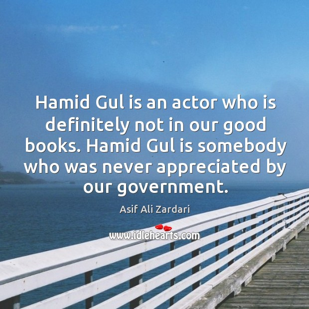 Image, Hamid Gul is an actor who is definitely not in our good