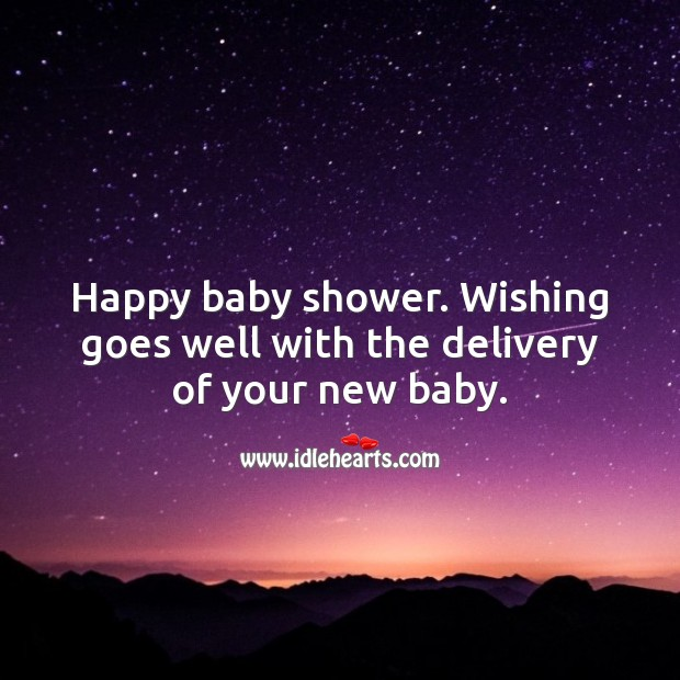 Baby Shower Wishes