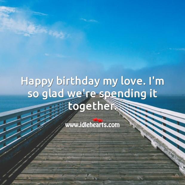 Birthday Love Messages