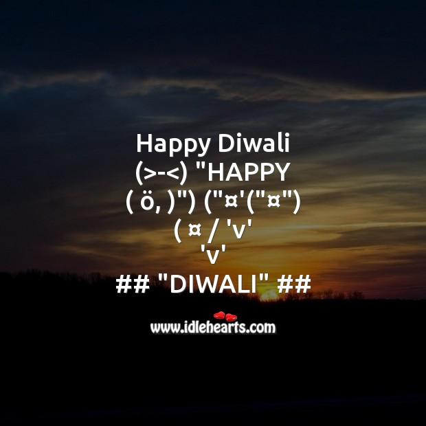Happy diwali Diwali Messages Image