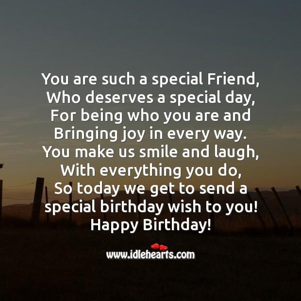 Image, Happy happy birthday, my friend