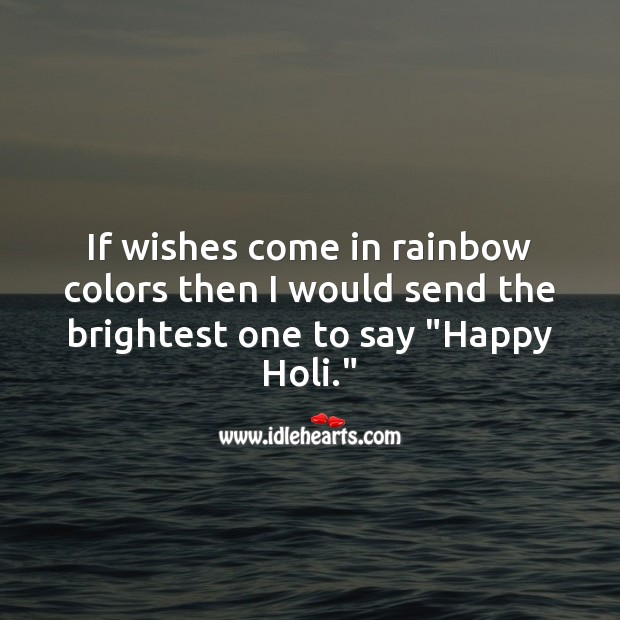 Image, Happy holi my dear