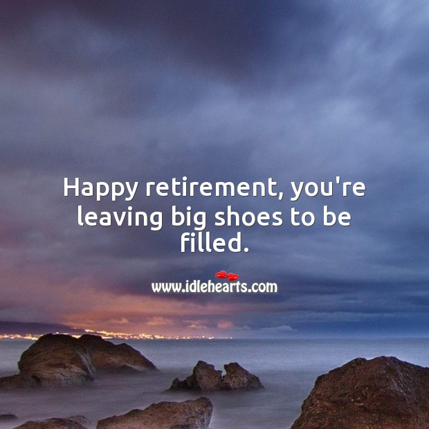 Retirement Wishes for Coworker Image