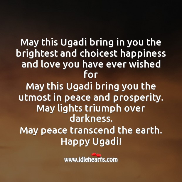 Image about Happy ugadi! have a great year!