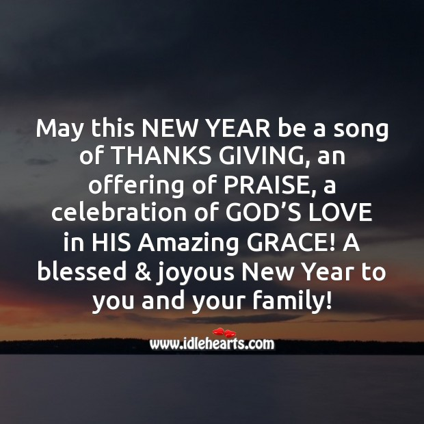Happy New Year Messages Image
