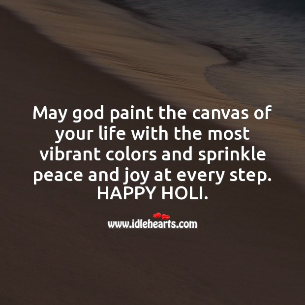 Holi Messages