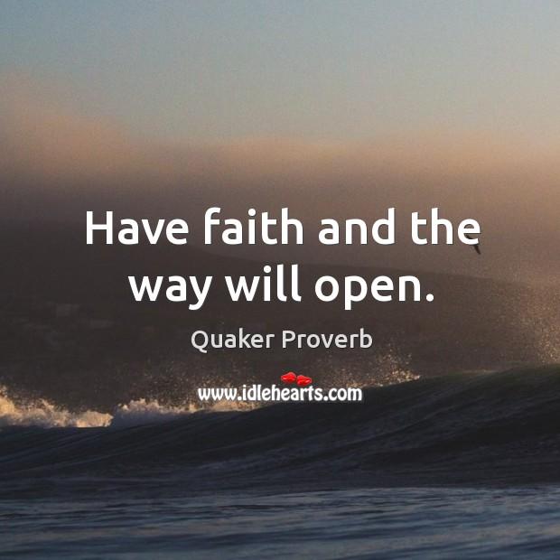 Quaker Proverbs