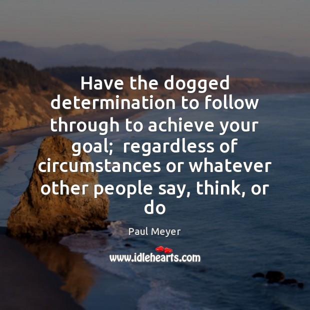 Goal Quotes