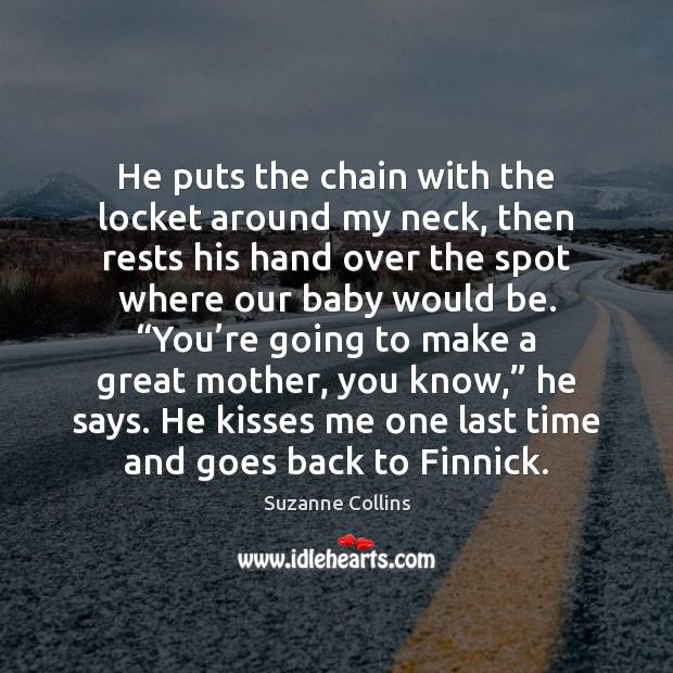 When my boyfriend kisses my neck