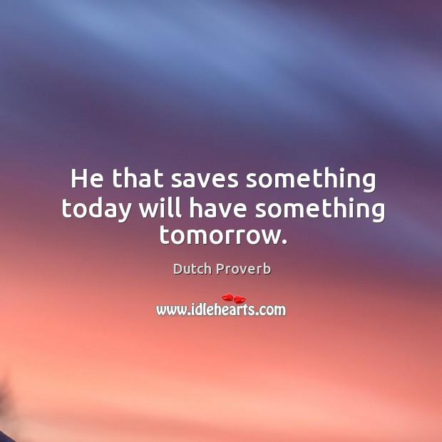 Dutch Proverbs