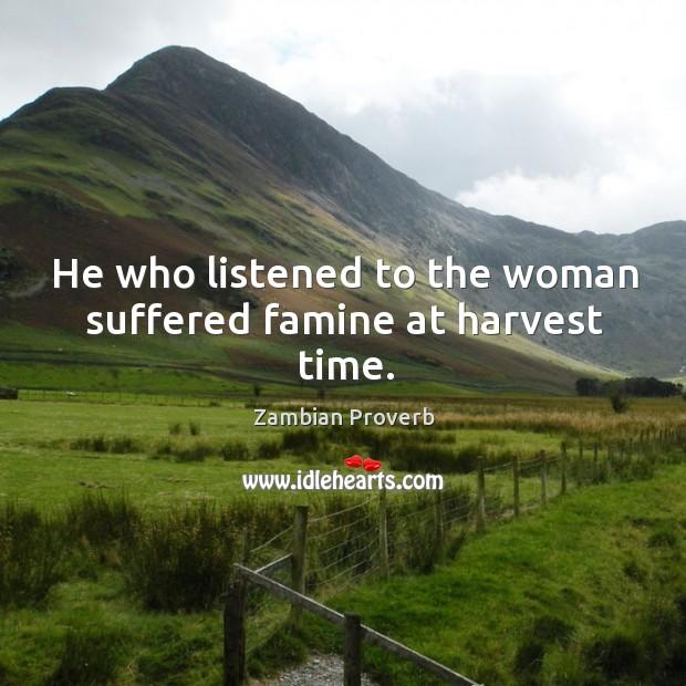 Zambian Proverbs
