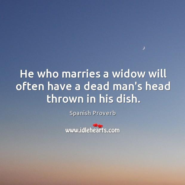 Spanish Proverbs