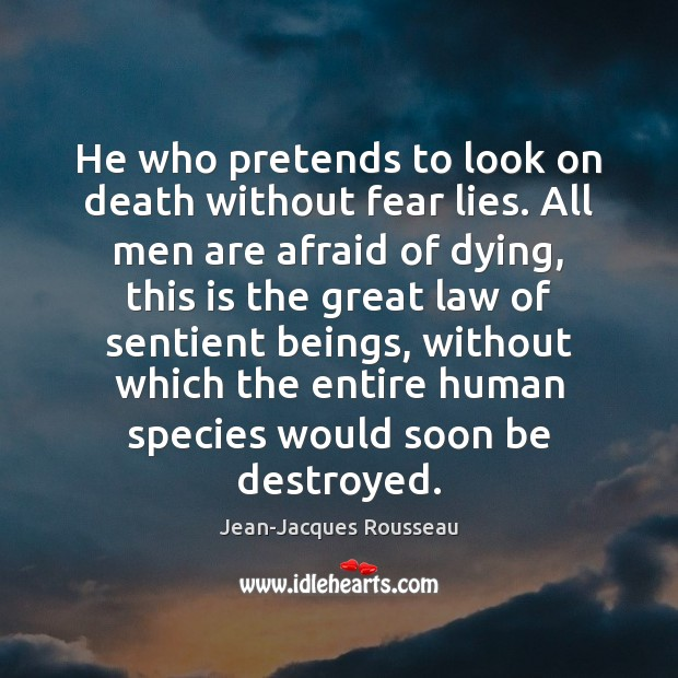 Afraid Quotes Image