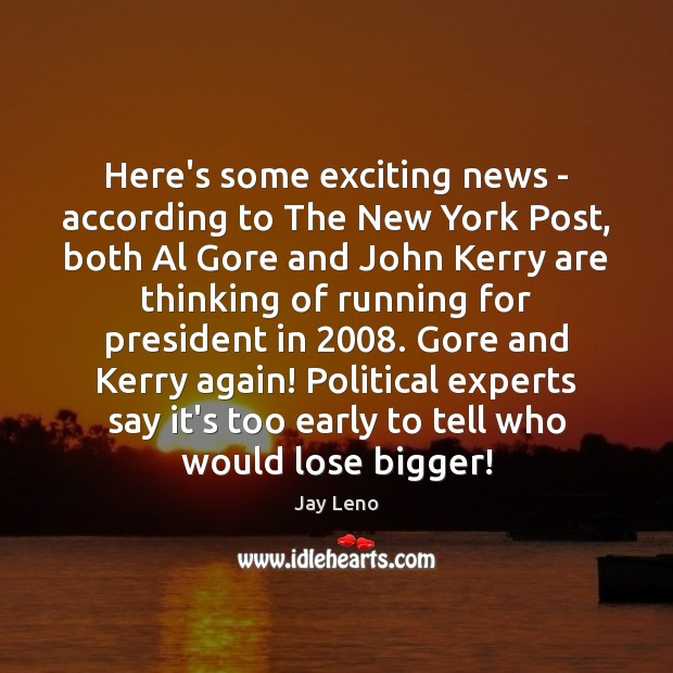 Image, Here's some exciting news – according to The New York Post, both