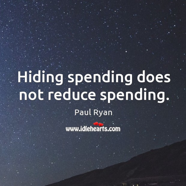 Picture Quote by Paul Ryan