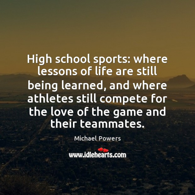 competitive sports teach us about life competitive sport teach us about life competitive sport an activity involving physical exertion and skill in which an individual or team competes against another or others for entertainment and victory.