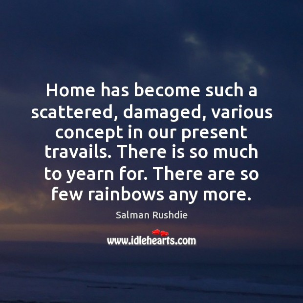 Picture Quote by Salman Rushdie