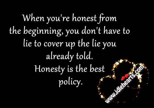 honesty is the best policy analysis The quarrel movie analysis essay david hume of the standard of taste and other essays on poverty youtube policy best essay honesty the is.