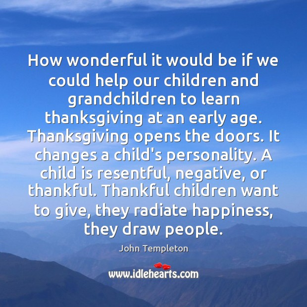 Image, How wonderful it would be if we could help our children and
