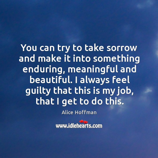 Alice Hoffman Quotes / Quotations / Picture Quotes And