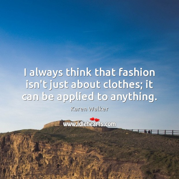 everything about clothes