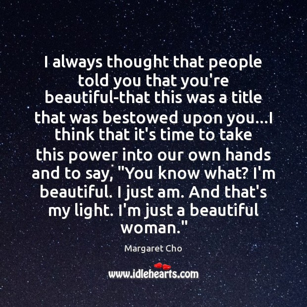 You're Beautiful Quotes