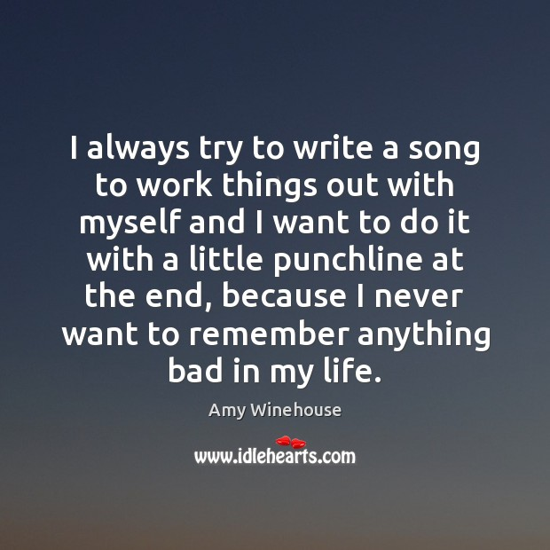 Picture Quote by Amy Winehouse