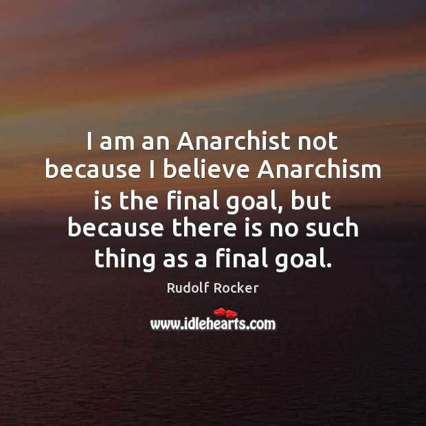 Picture Quote by Rudolf Rocker