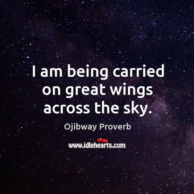 Ojibway Proverbs